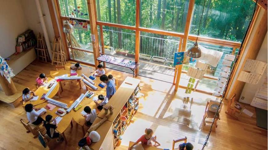Milano sceglie il legno per le sue nuove scuole - Interior design schools in alabama ...