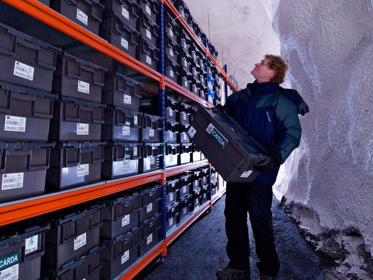 Svalbard Global Seed Vault 2