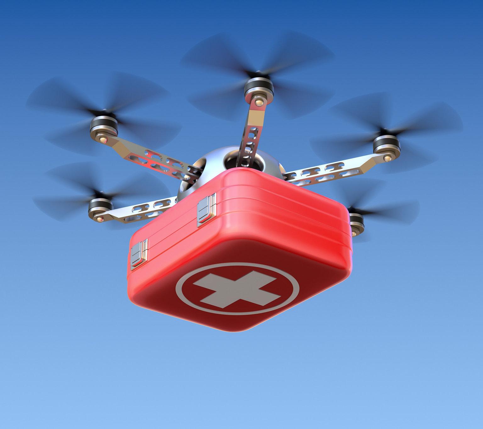 Medicine consegnate dai droni, il progetto dei ragazzi di Chiavari vince l'hackathon del MIUR