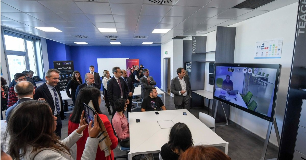 Da Napoli al mondo: Cisco racconta il suo lab di innovazione per studenti e aziende