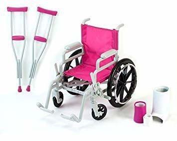barbie sedia a rotelle