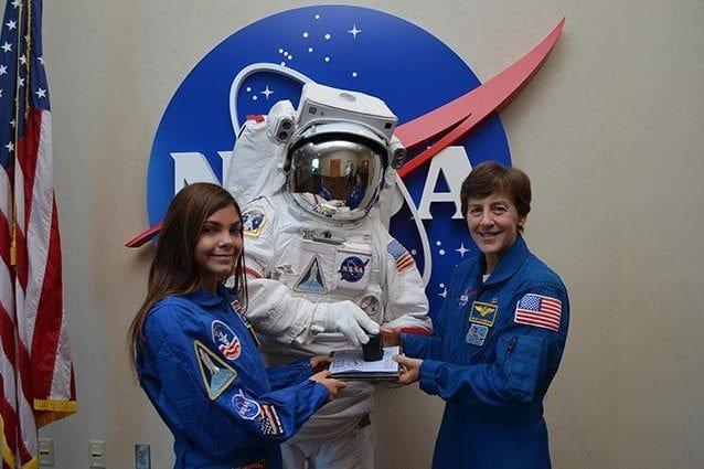 Alyssa Carson, la ragazza che sogna di esser la prima a mettere piede su Marte