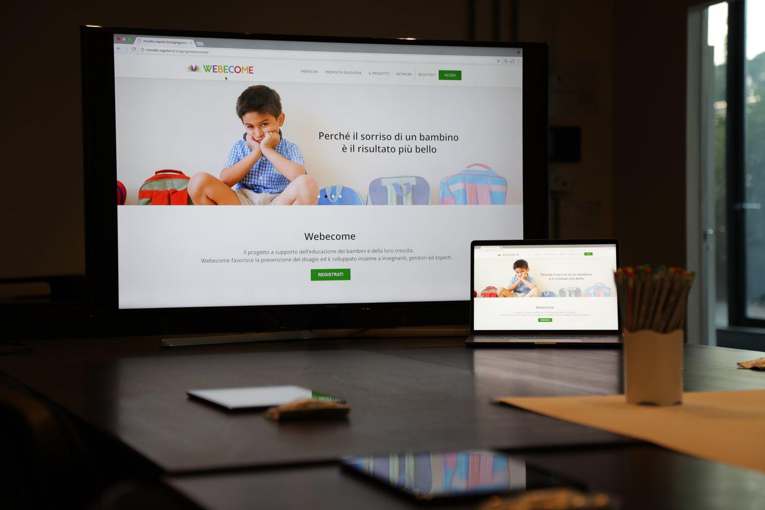 Webecome, la piattaforma per studenti e scuole contro il disagio dei ragazzi