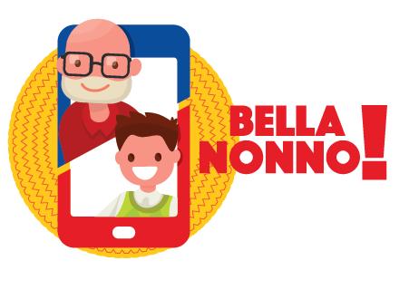 Bella nonno! I giovani aiutano gli anziani a leggere le bollette online