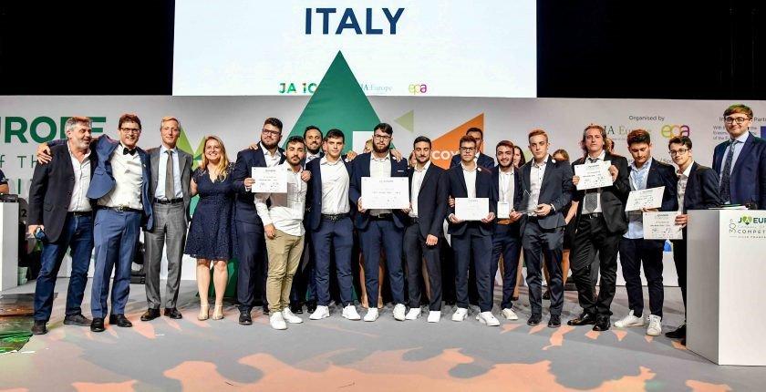Gli studenti di Benevento conquistano il terzo posto nella competizione europea di educazione imprenditoriale