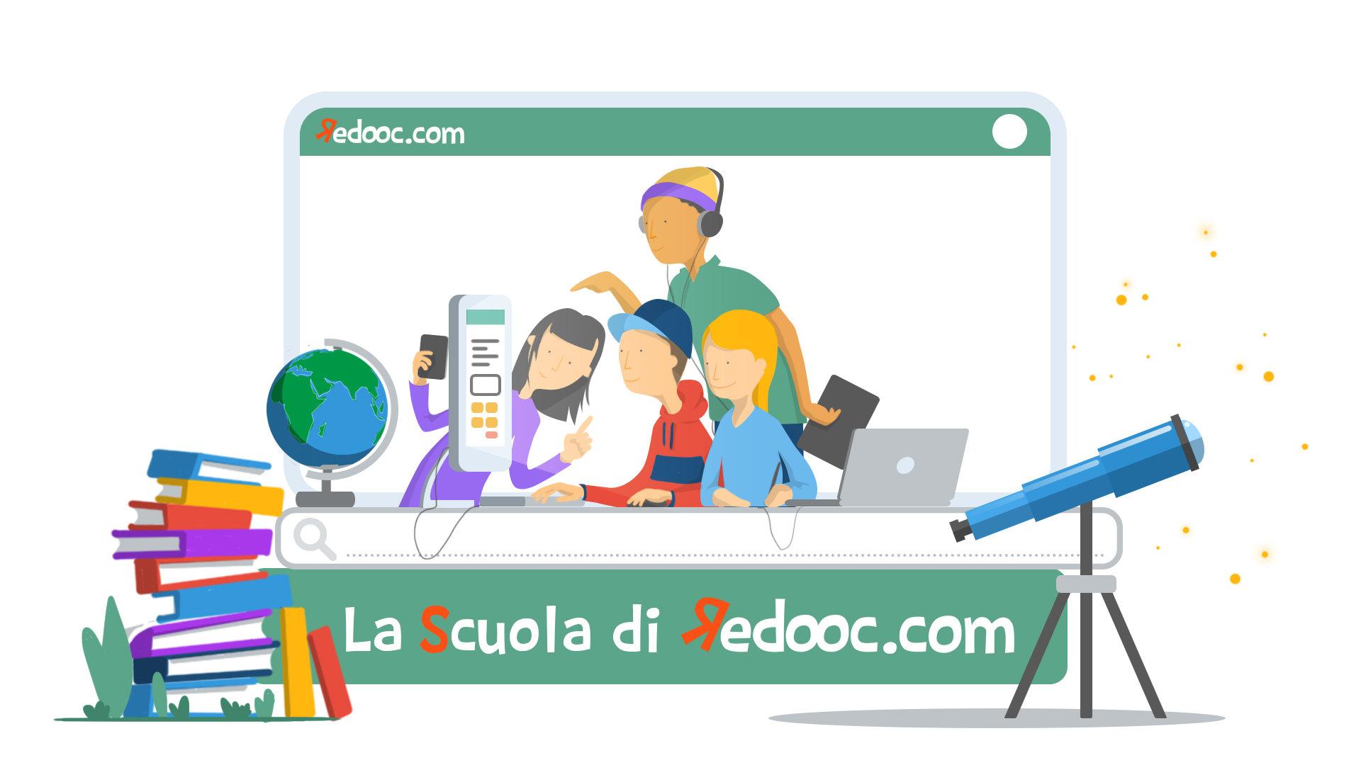 Redooc entra in classe con una piattaforma per la didattica digitale