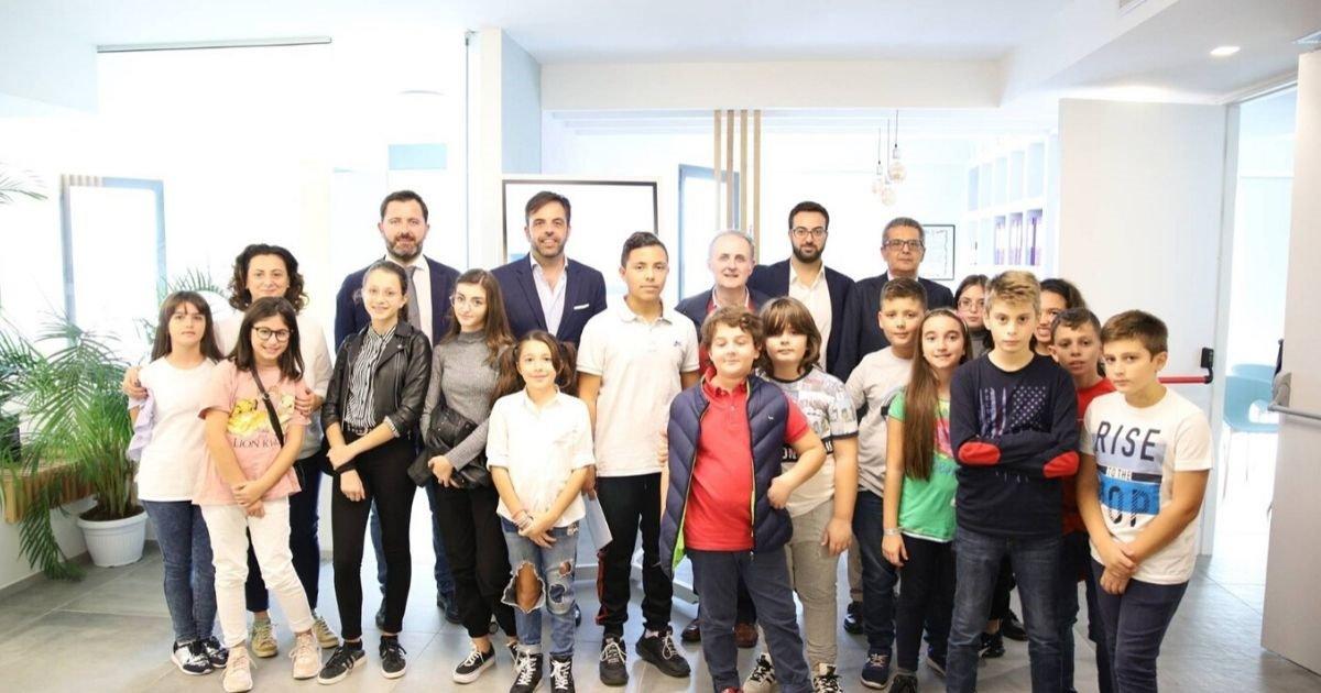 Il coding diverte i bambini: il nostro esperimento alla Fondazione Saccone di Salerno